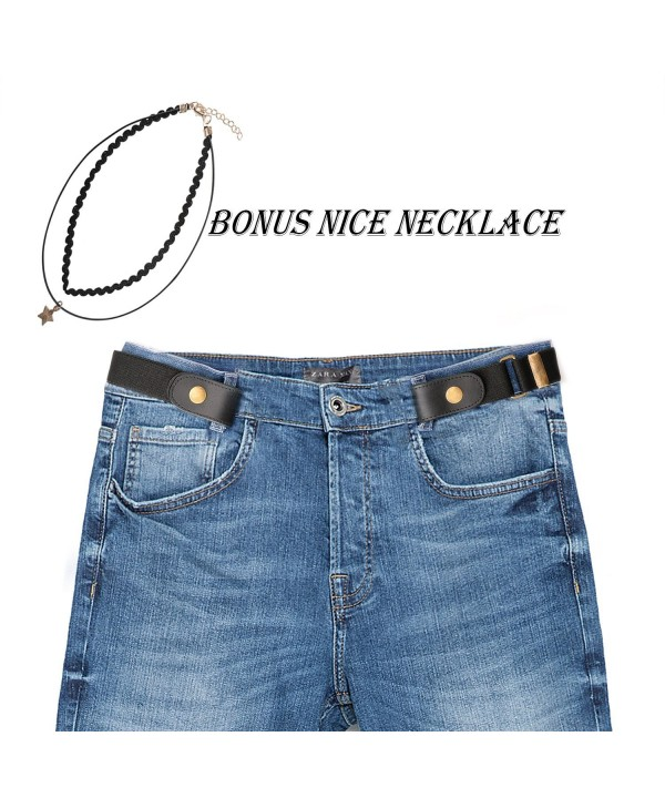 Elastic Jeans Buckle Necklace SANSTHS