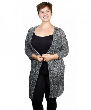 Knit Minded Pointelle Cardigan Sweater