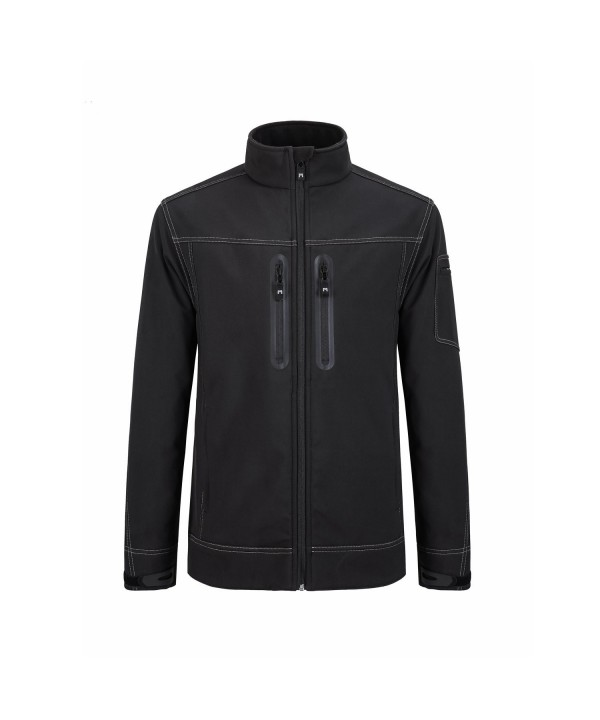 Mens Classic Shell Jacket Black