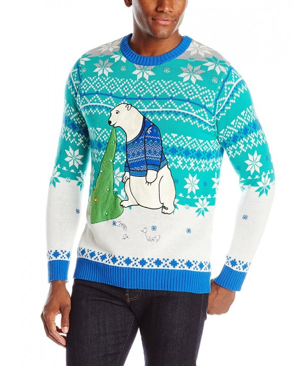 Blizzard Bay Polar Christmas Sweater