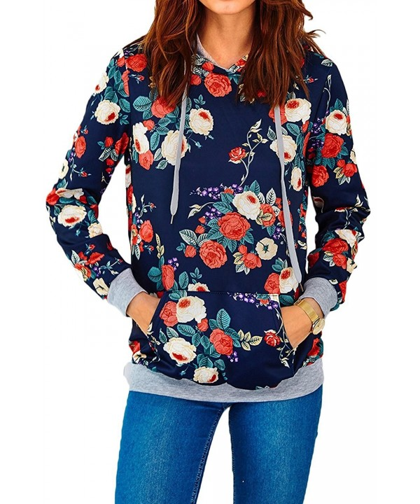 Womens Sleeve Sweatshirt Pullovers X Large