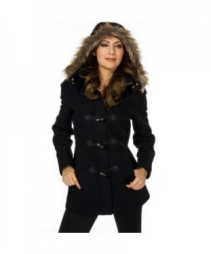 Discount Women's Pea Coats Clearance Sale