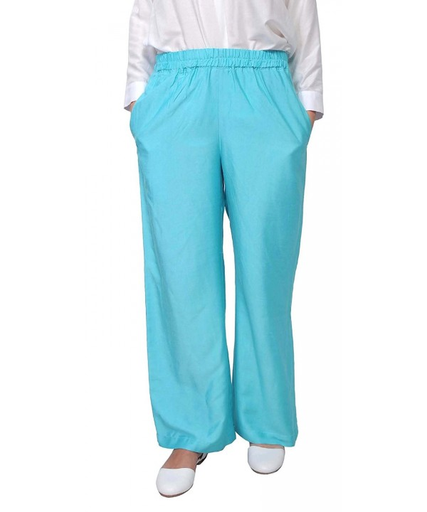 Marycrafts Womens Organic Cotton Turquoise