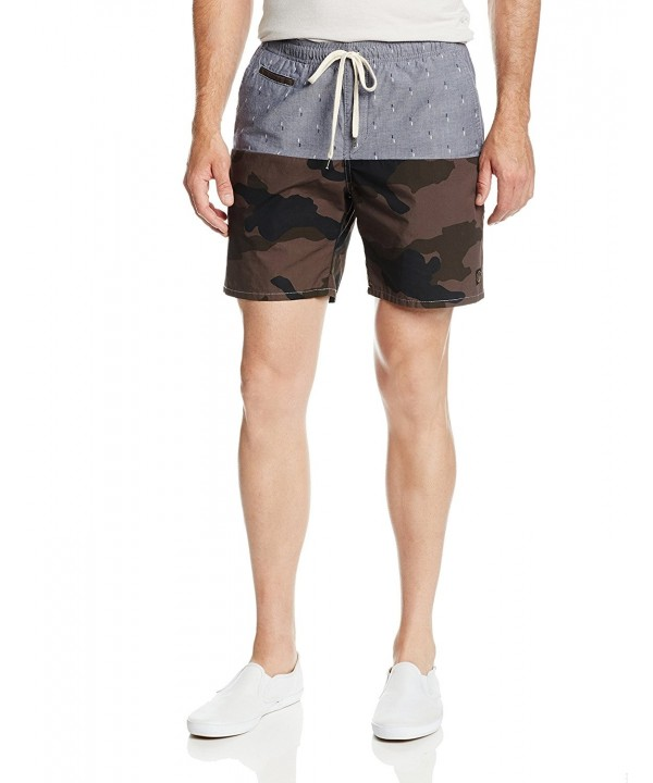 Volcom Chopplin Short Black X Large