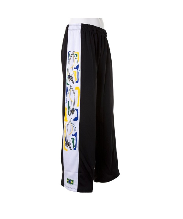 Authentic Brazilian Capoeira Martial Pants