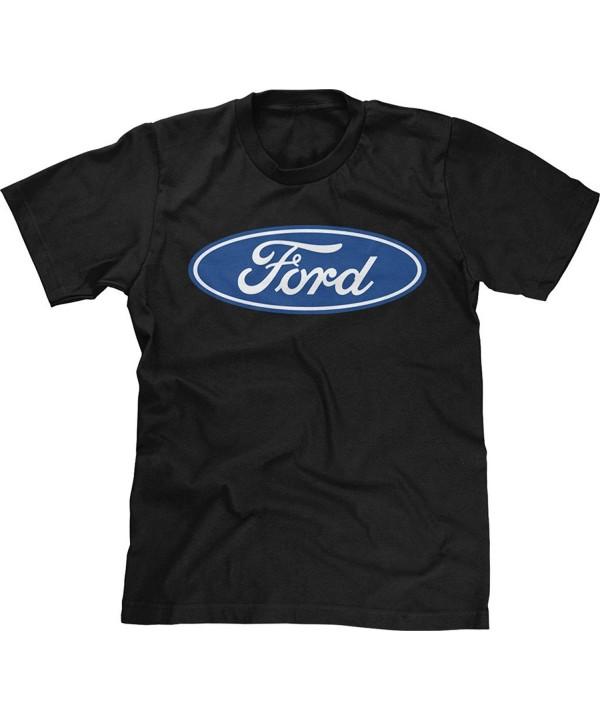 Blittzen Mens Blue Ford Black