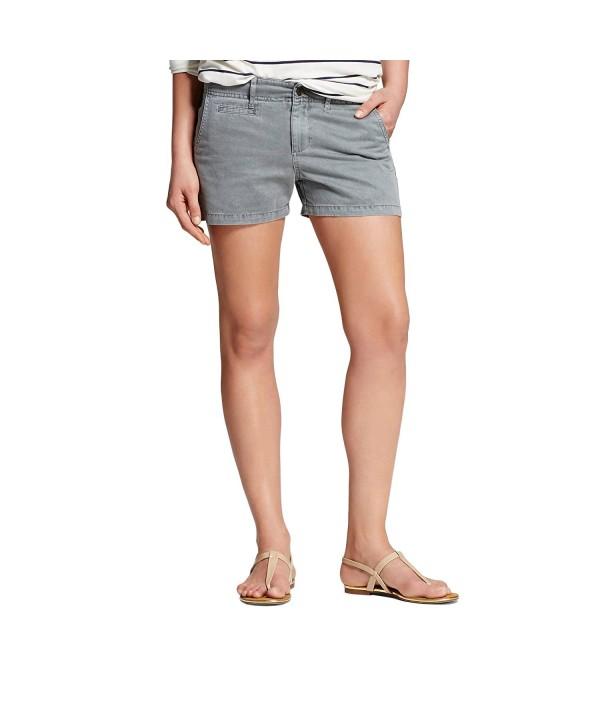 7Encounter Womens Mid Rise Cotton Inseam