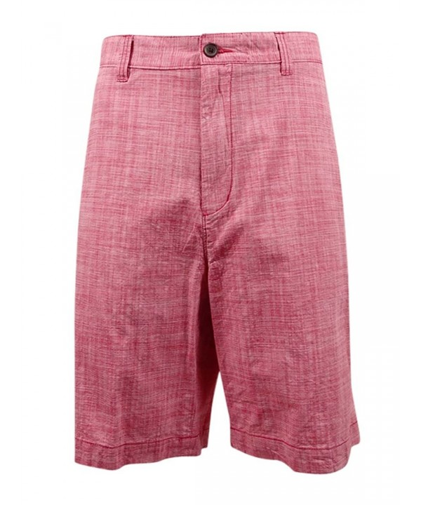 Club Room Checkered Casual Shorts