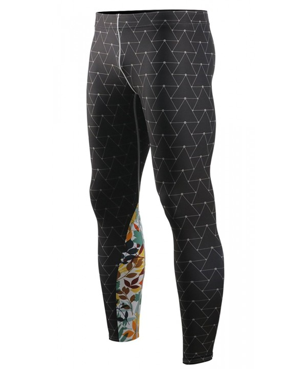 Zipravs Compression Sport Leggings Workout