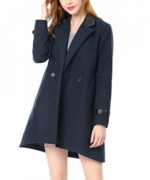 Allegra Womens Panel Notched Lapel