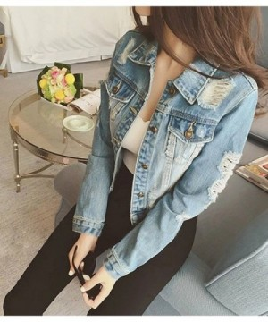 Women's Denim Jackets