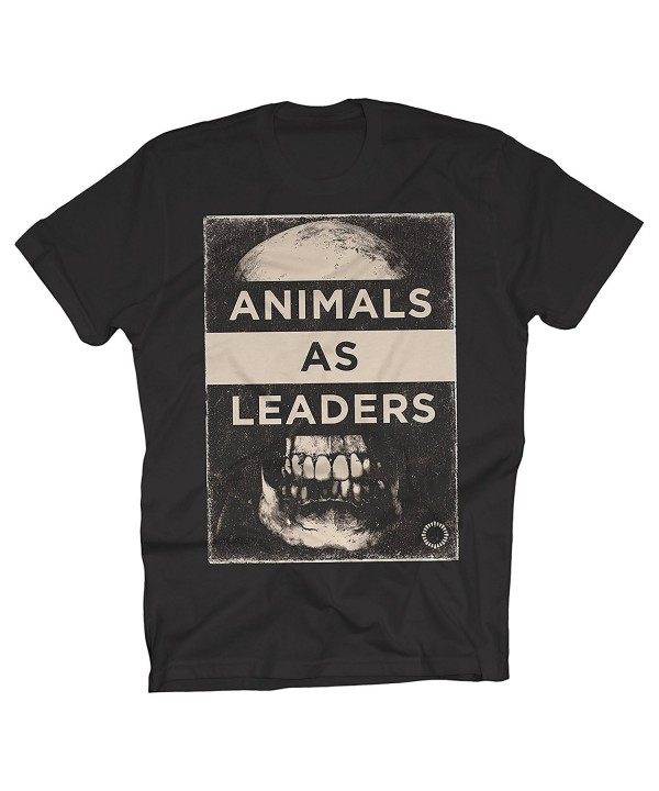 Animals As Leaders Skull T Shirt