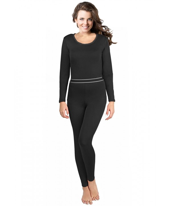 Womens Thermal Underwear Bottom Fleece