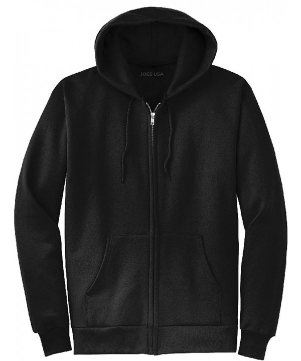 Joes USA Full Zipper Hoodies