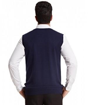 2018 New Men's Sweater Vests Outlet Online