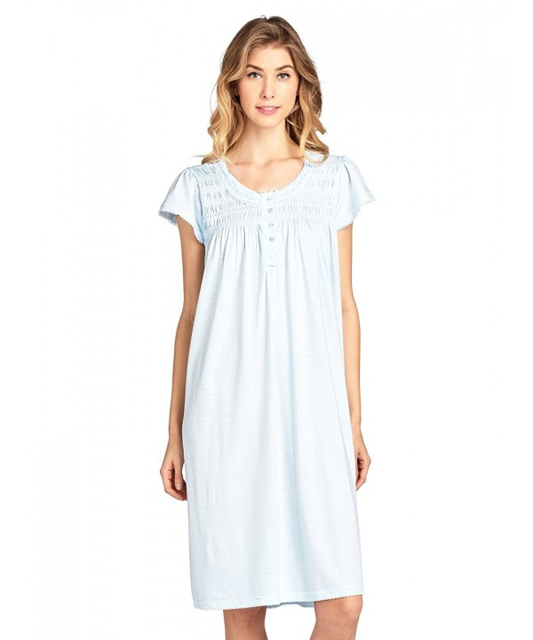 Casual Nights Short Sleeve Nightgown