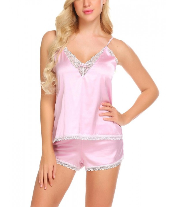 Zouvo Satin Pajamas Outfits Large