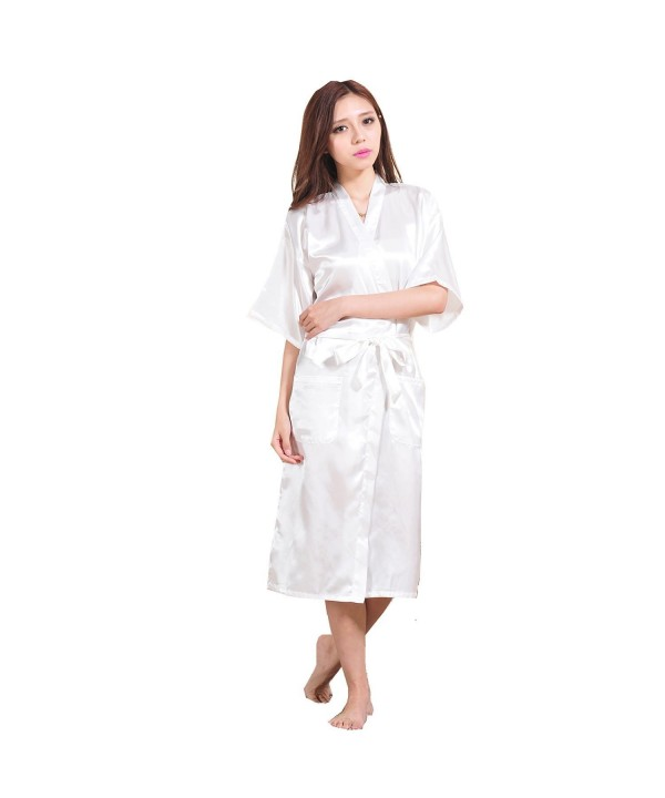 Yesky Womens Colour Kimono Wedding