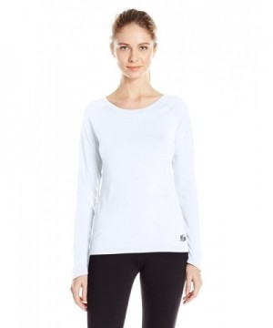 Soffe Womens Scoop White Medium