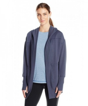 Jockey Womens Cardigan Dirty Denim