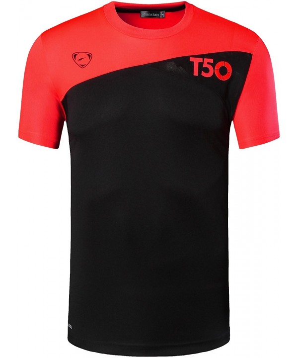 jeansian Sport Sleevess T Shirt LSL131