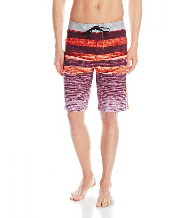 Hurley Ripple Phantom Boardshort Orange