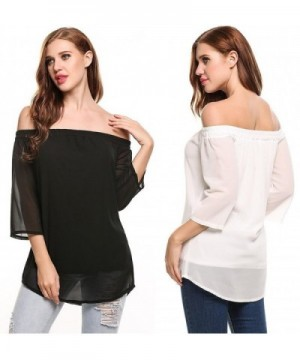 Designer Women's Blouses Outlet
