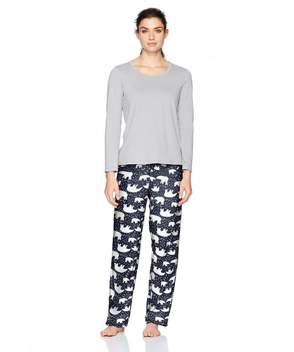 Jockey Womens Microfleece Pajama Momma