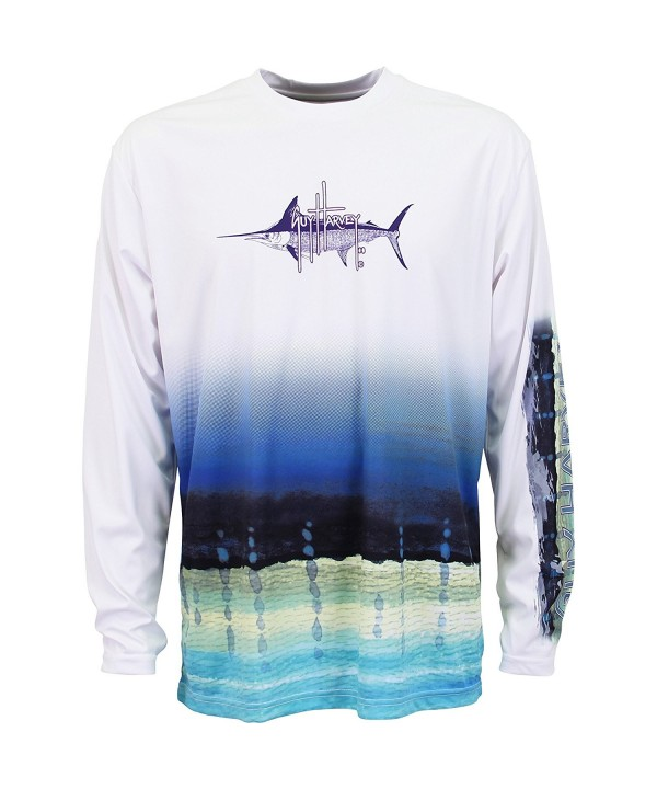 Guy Harvey Sleeve Performance T Shirt