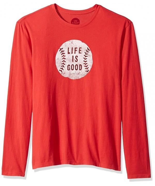 Life Good Vintage Baseball Americana