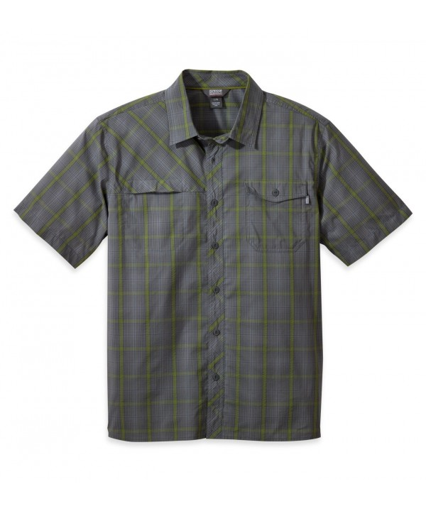 Outdoor Research Mens Shirt Charcoal