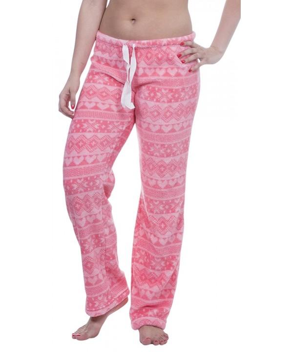 Totally Pink Womens Pajama Lounge
