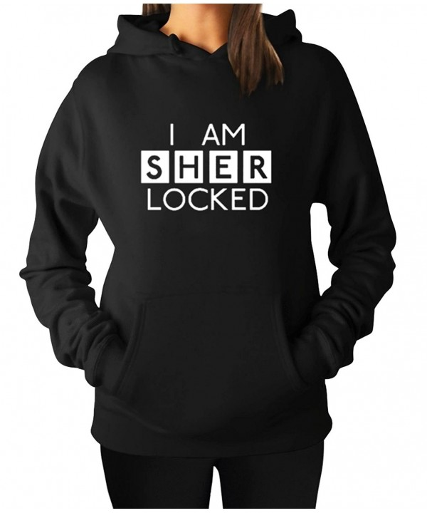 Womens Unisex Sherlocked Sweater Sweatshirt