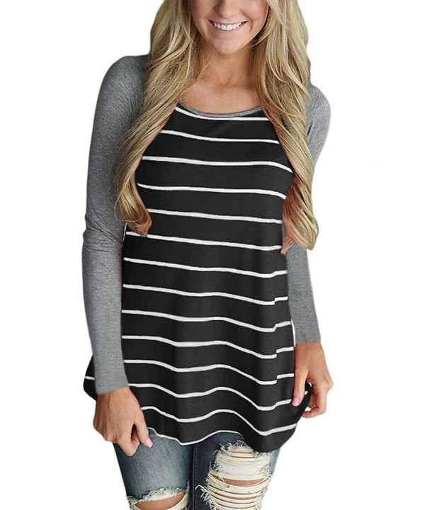 Graces Secret Stripes T Shirt X Large