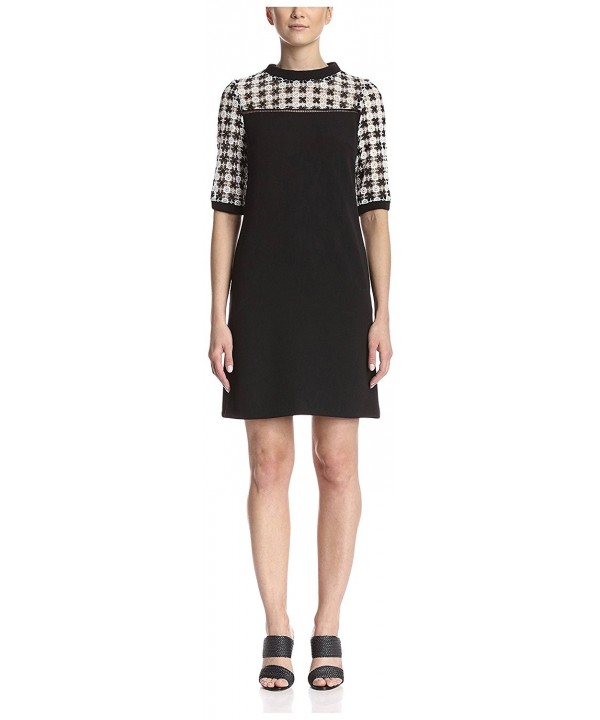 Julia Jordan Womens Shift Black