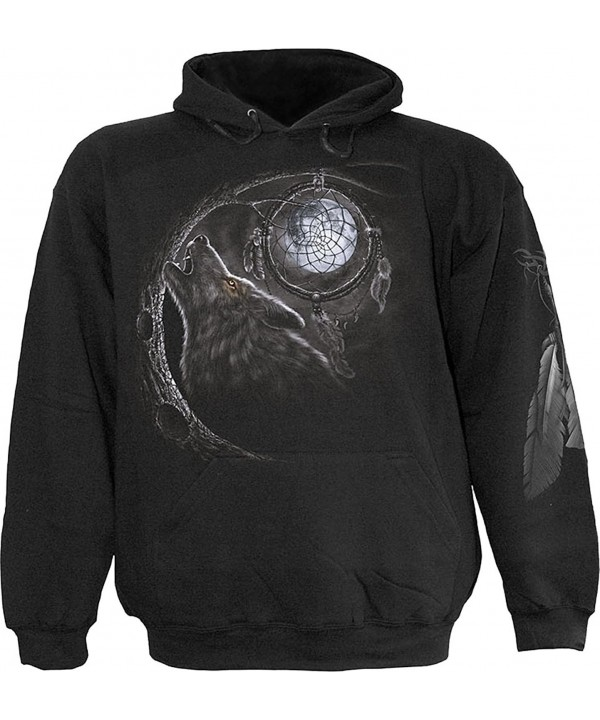 Spiral Mens DREAMS Hoody Black