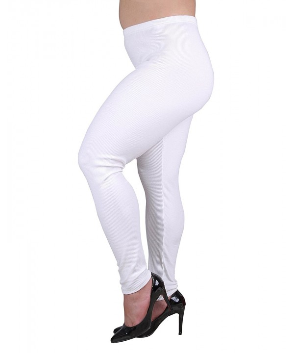 ZERDOCEAN Womens Stripes Stretch Leggings