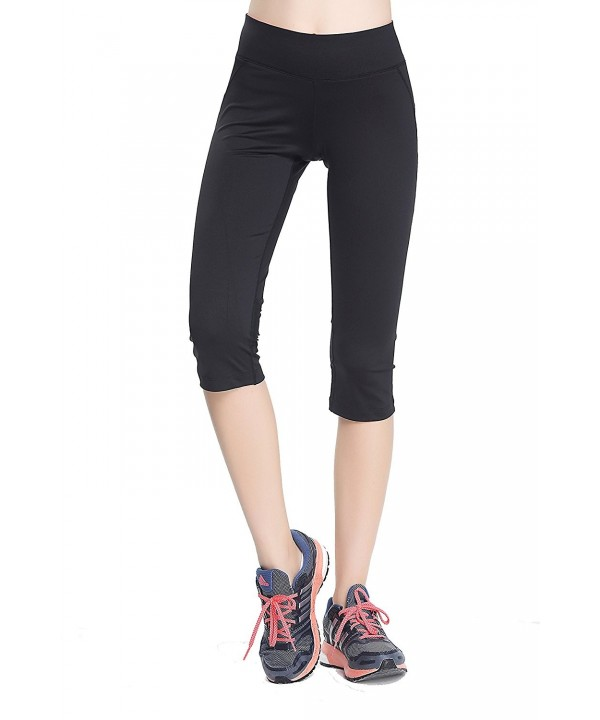 Womens Running Capris Leggings X Large