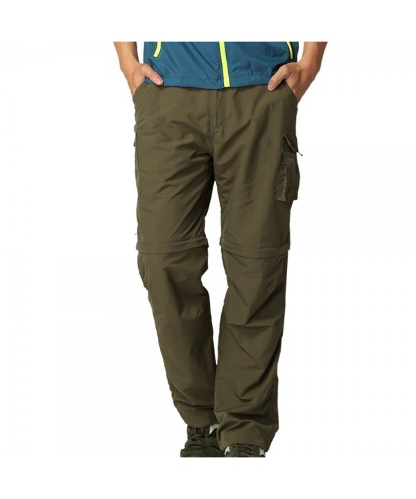 Mayione Detachable Outdoor Breathable Trousers