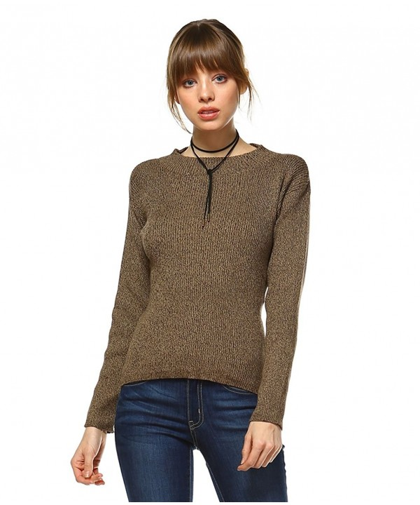 Angeleno A6361 Womens Sweater Large