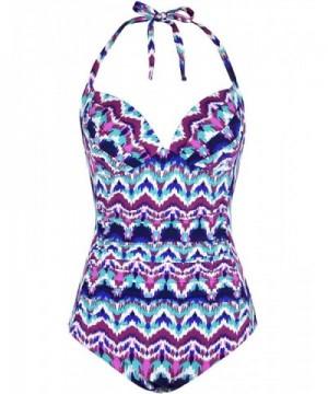 coastal rose Swimwear Monokinis Swimsuit