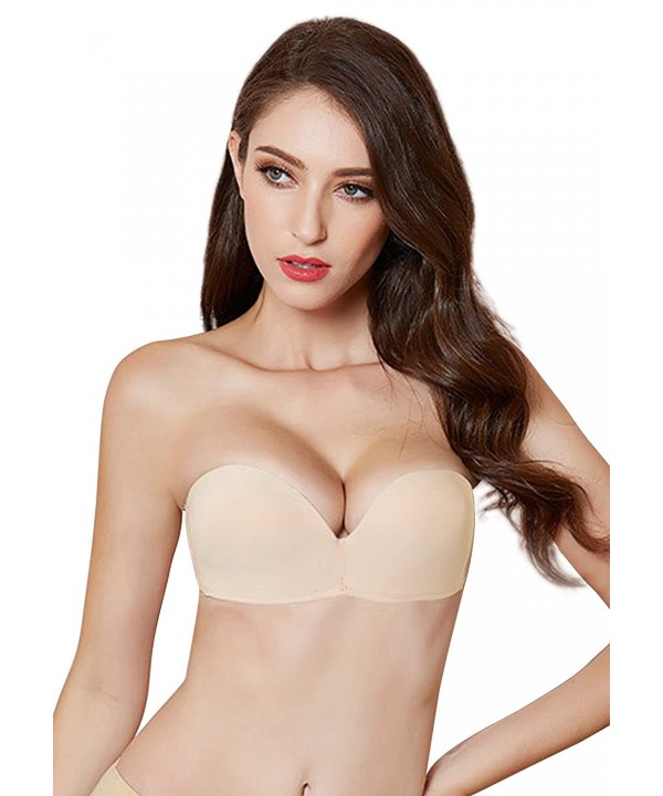 DotVol Seamless Invisible Strapless Anti Slip