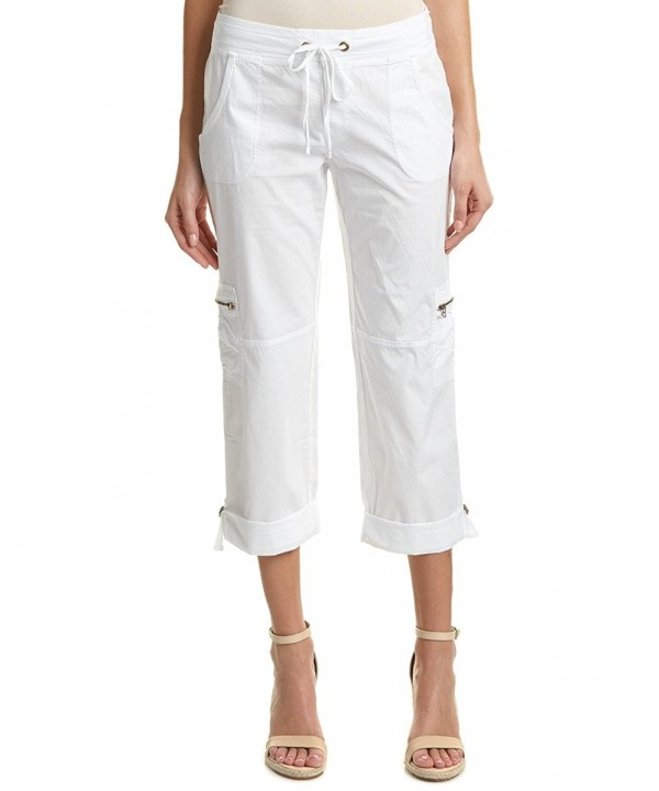 XCVI Womens Tabor Pants White