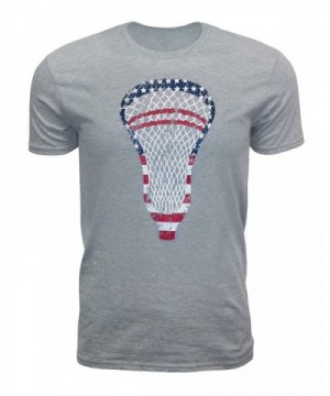 Zone Apparel Lacrosse American T Shirt USA