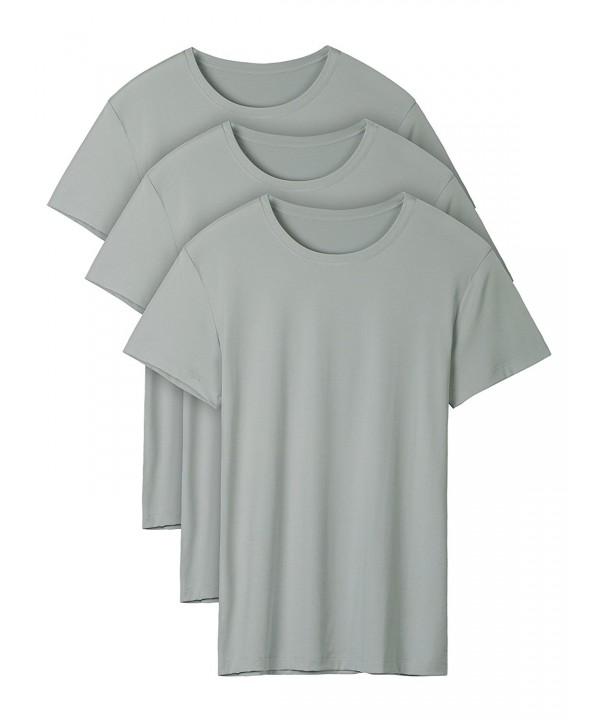 David Archy Modal Crewneck Undershirts