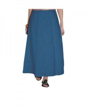 P312 Petticoat Stitched Adjustable Cobalt
