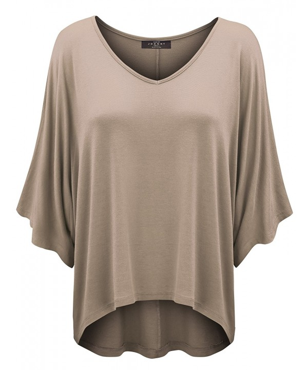 WT1106 Womens Square Sleeves Oversized