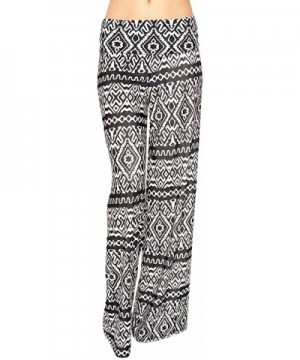 ToBeInStyle Womens Special Print Palazzo