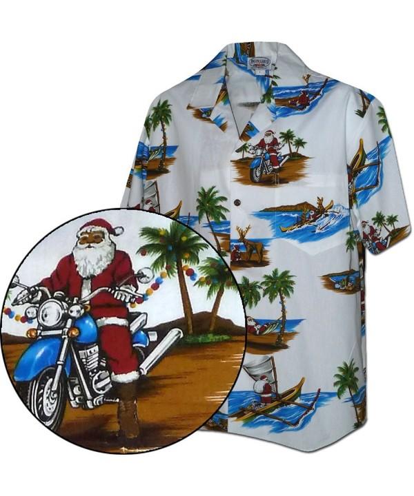 Santa Paradise Christmas Hawaiian 410 3791