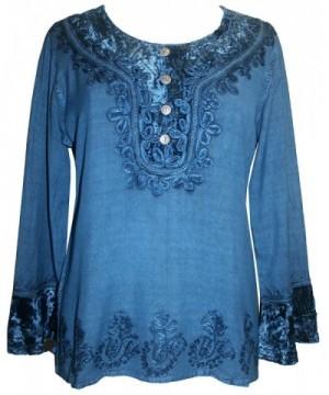 Agan Traders Gypsy Vintage Blouse